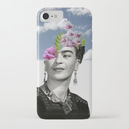 Change is inevitable. Growth is intentional. iPhone Case