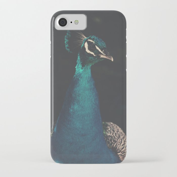 peacock and proud iPhone Case