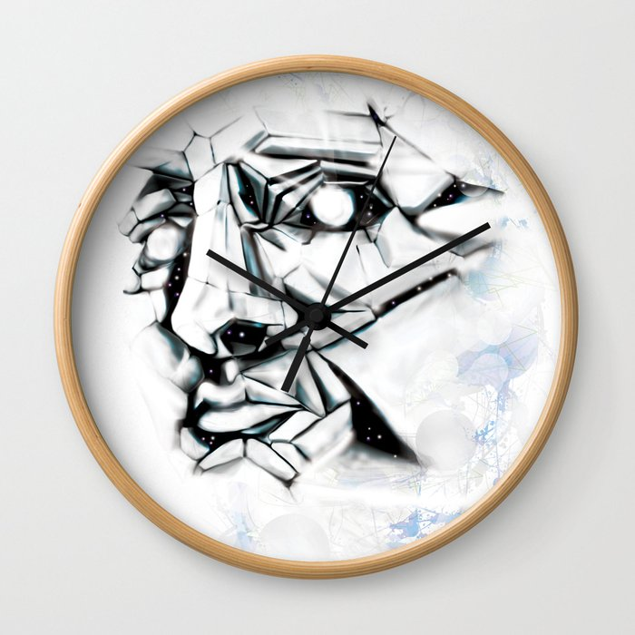 Bone from my Bone Wall Clock