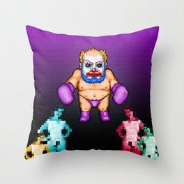 Shu-rook Throw Pillow