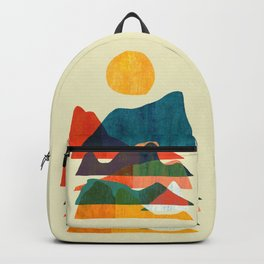 Everything is beautiful under the sun Backpack