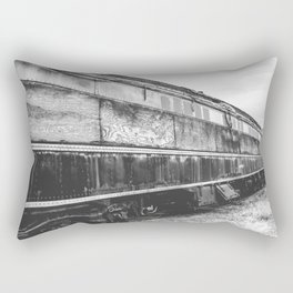 Going Nowhere Rectangular Pillow