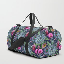 Exotic flower garden II Duffle Bag