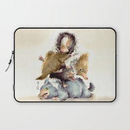 Niffler babies Laptop Sleeve