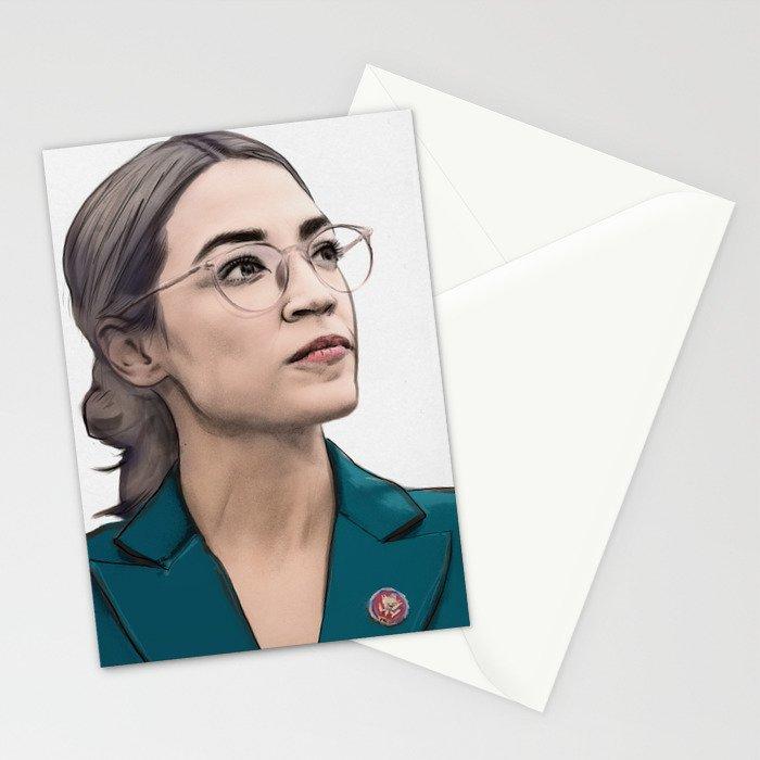 A.O.C. Stationery Cards