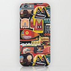 Mutant pop corn iPhone 6s Slim Case