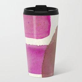 Pinks and Pears Metal Travel Mug