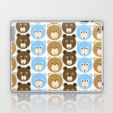 three bears Laptop & iPad Skin