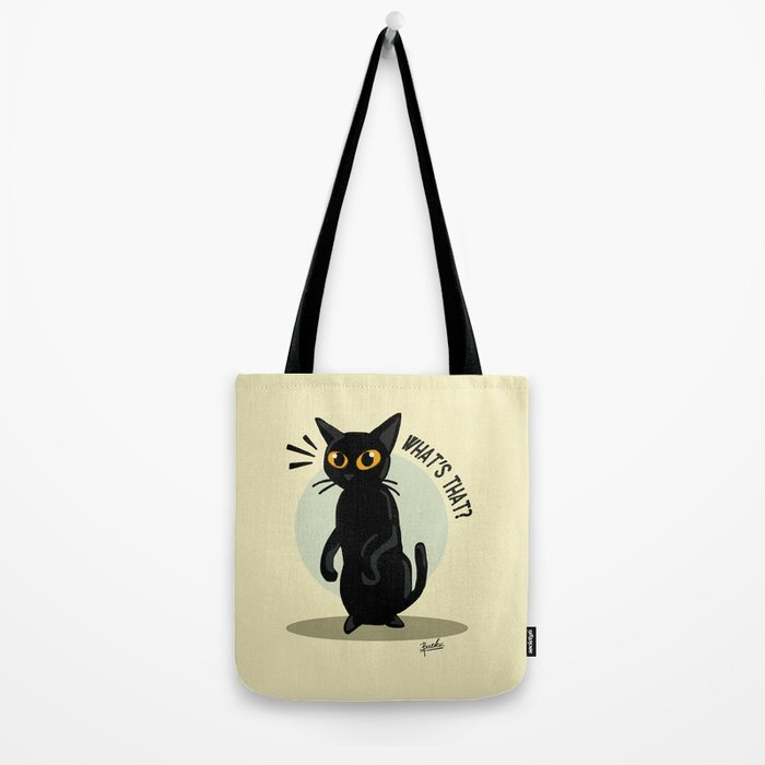 What's that? Tote Bag