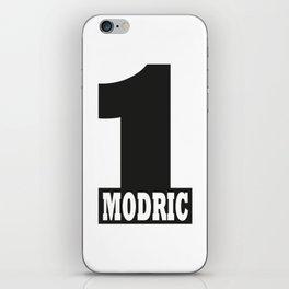 Luka Modric named number 1 of the world iPhone Skin