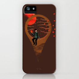 Here Am I iPhone Case