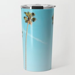 Palm Tree Sunshine Travel Mug
