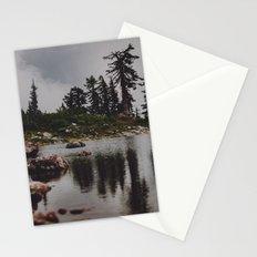 Rocky Pond Stationery Cards