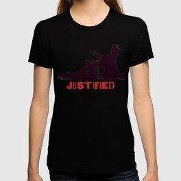 Justified ||| T-shirt