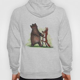 Bear & Fox Hoody