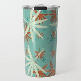 Leaves 7a Travel Mug