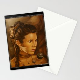 Princess Leia Organa Stationery Cards