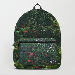 Apple Tree Close Up Backpack