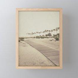 Shoreline Trail Framed Mini Art Print