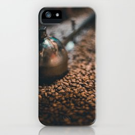 Roasted Coffee iPhone Case