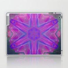 Jeweled splendor in vibrant pink Laptop & iPad Skin