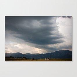 Boulder, CO Canvas Print