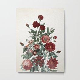 Romantic Garden II Metal Print