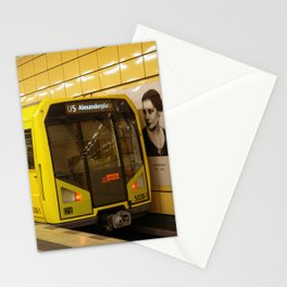 Off to Berlin! Stationery Cards