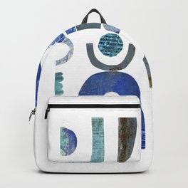 HAA-0120A Paper Play 56x56 Backpack