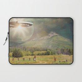 Space Mountain Laptop Sleeve
