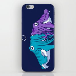 Cuddlefish iPhone Skin
