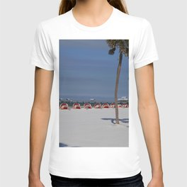 A November Day At Clearwater Beach T-shirt