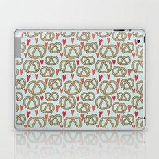 Pattern Project #43 / Pretzel Love Laptop & iPad Skin