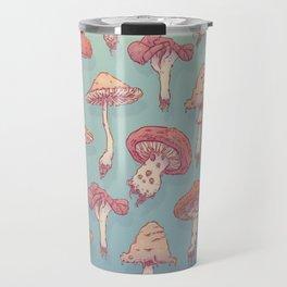 Champignons Travel Mug