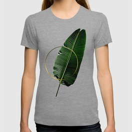 Minimalist Nature II. Graphic Design. Hybrydus. T-shirt