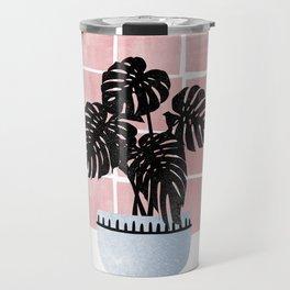 Pot Plant No.4 Travel Mug