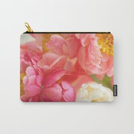 My Little Peonies Carry-All Pouch