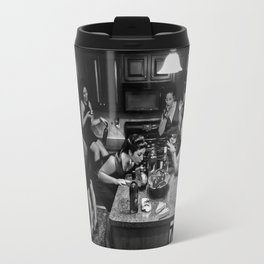 Reflections in Wine Travel Mug