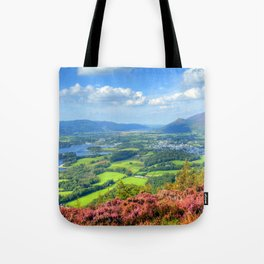 Autumn trip to Lake District, England Tote Bag
