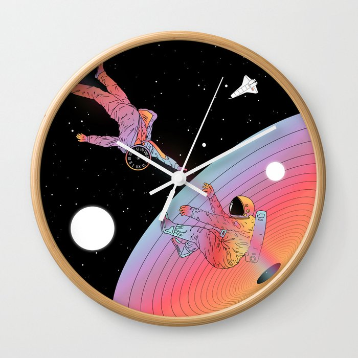 Coexistentiality 3 (An Anomaly to Another Reality) Wall Clock