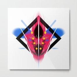 KUMADORI 01 Metal Print