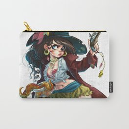Pirate Mermaid Carry-All Pouch