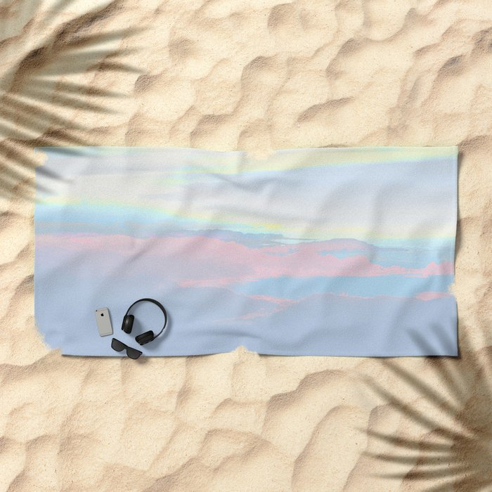 PAYSAGE Beach Towel