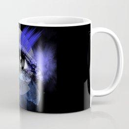 Eye of a color Coffee Mug