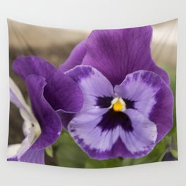 Spring Flowers Series 65 Wall Tapestry