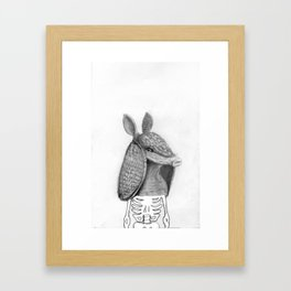 What the dilly, yo? Framed Art Print