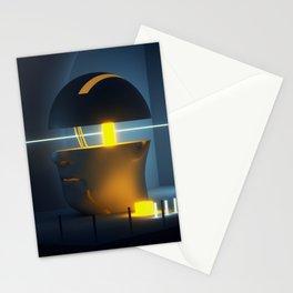 SKEWERED Stationery Cards
