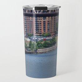 Under The Queensboro Bridge Travel Mug