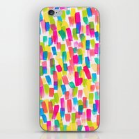 olivia joy iPhone & iPod Skins featuring Color Joy by Jacqueline Maldonado