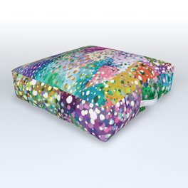 Rainbow Terra Firma Outdoor Floor Cushion